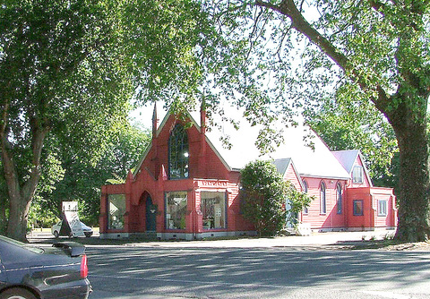 The Pink Craft Church Cambridge NOW the Good Union