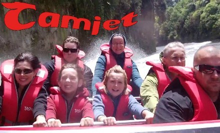 CAMJET Jet Boat Tours Cambridge