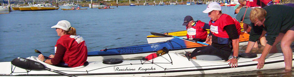 The Boatshed Kayaks Team Building